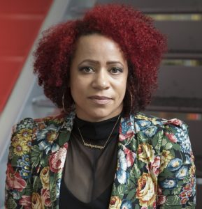 10/10/17/NYC,, NY/ Nicole Hannah-Jones portrait after winning MacArthur grant(Credit: James Estrin/ The New York Times)30212179A